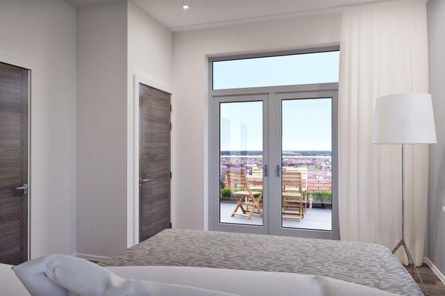 1 bedroom flat for sale in Broadway, Peterborough