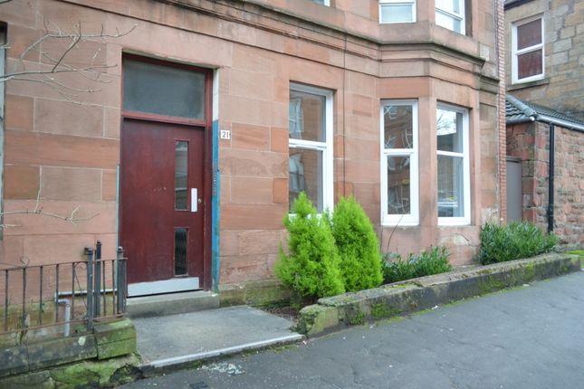 Thumbnail Flat for sale in Eskdale Street, Flat 0/2, Crosshill, Glasgow