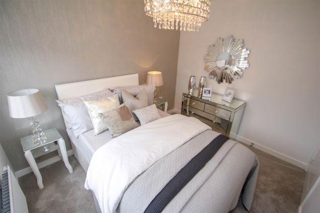Bedroom Two of The Jasmine, Off Eaves Lane, Bucknall, Stoke-On-Trent ST2