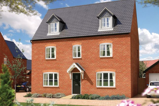 "Thumbnail Detached house for sale in ""The Stratford"" at Whitelands Way, Bicester"