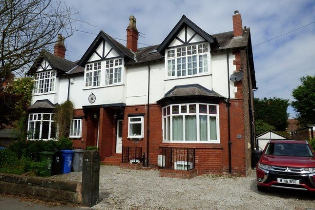 Thumbnail Flat to rent in Westgate, Hale