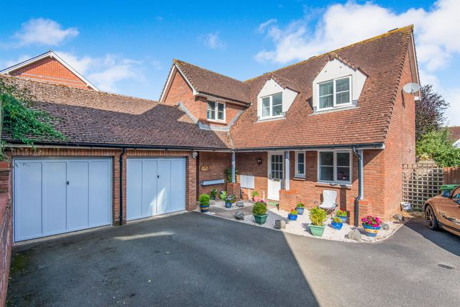 Thumbnail Detached house for sale in Tithebarn Copse, Exeter