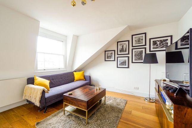 Reception Room of Alexandra Grove, London N4