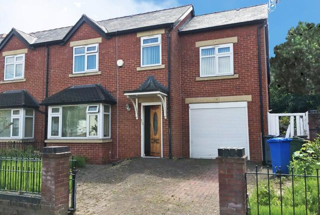 Thumbnail Semi-detached house to rent in Catterick Road, Didsbury, Manchester