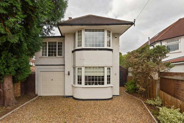 Thumbnail Detached house for sale in Leigham Drive, Isleworth