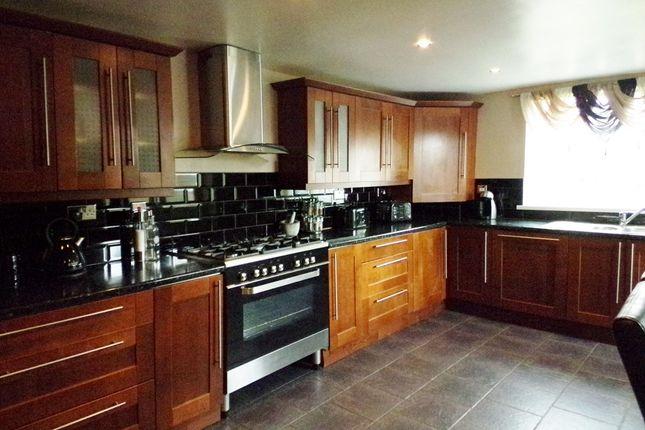 Thumbnail Detached house for sale in Augustus Drive, Bedlington