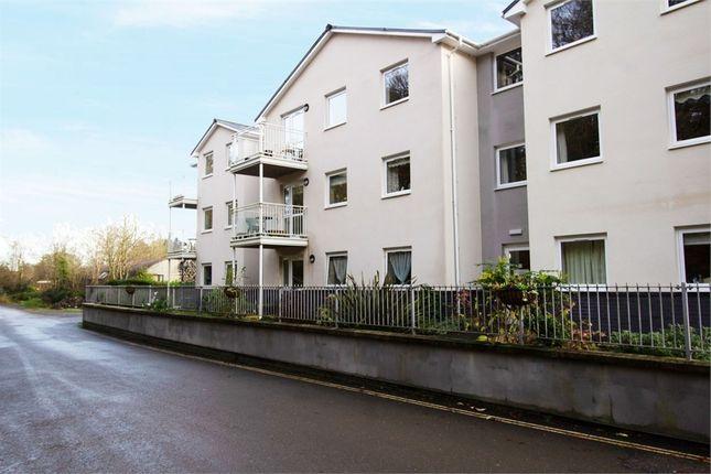 Thumbnail Flat for sale in Oaklands Drive, Okehampton, Devon