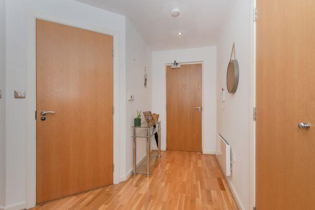 Entrance Hall of Flat 133, 3, Whitehall Quay, Leeds LS1