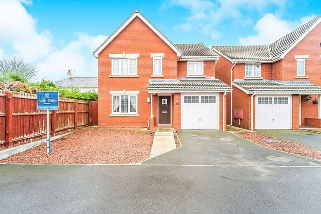 Thumbnail Detached house for sale in Cooks Gardens, Keyingham, Hull