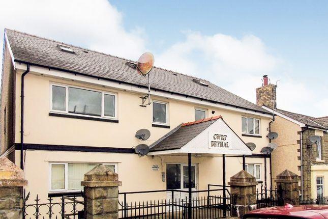 Thumbnail Flat for sale in William Street, Cilfynydd, Pontypridd