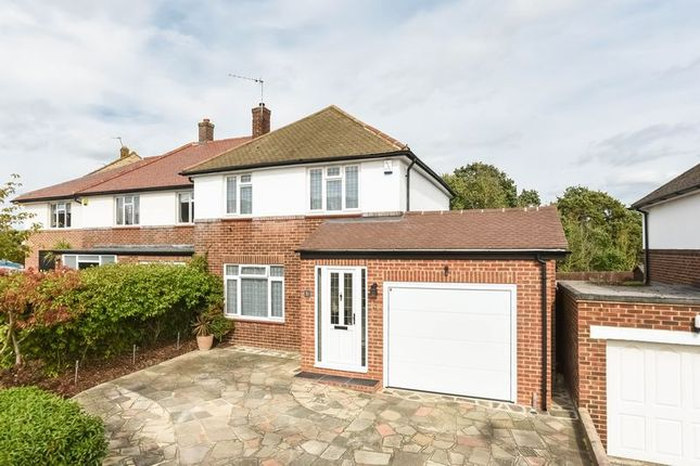 Thumbnail Semi-detached house for sale in Cold Blow Crescent, Bexley