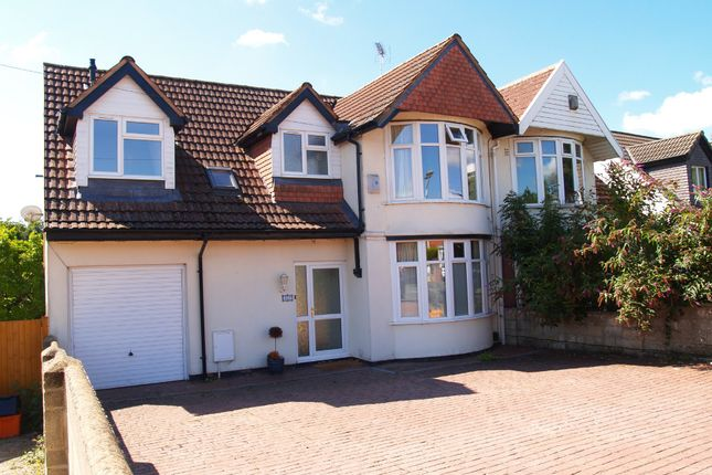 Thumbnail Semi-detached house to rent in Marlborough Road, Swindon
