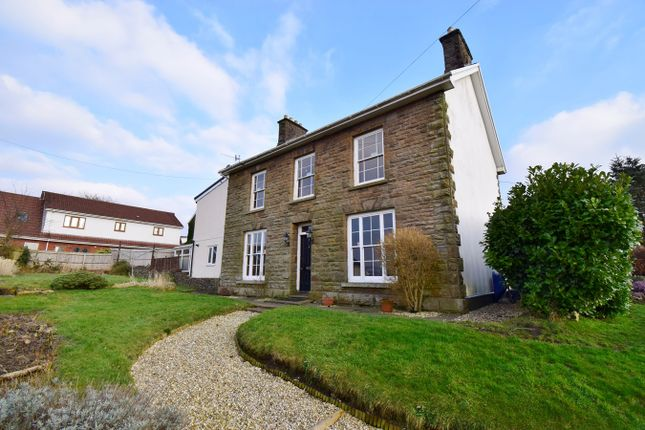 Thumbnail Semi-detached house for sale in Heol Fawr, Nelson, Treharris