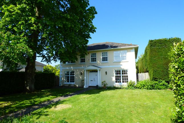 Thumbnail Detached house for sale in Tutshill Gardens, Tutshill, Chepstow