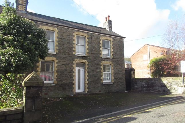 Thumbnail Semi-detached house for sale in Lone Road, Clydach, Swansea, City And County Of Swansea.