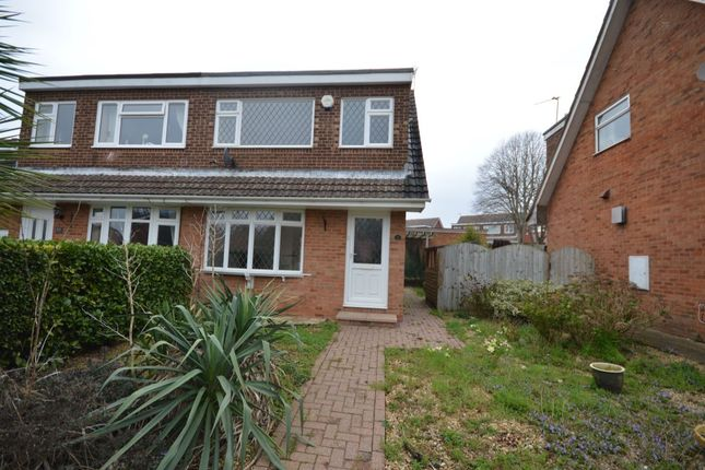 Thumbnail Semi-detached house to rent in Meadow View Road, Exmouth
