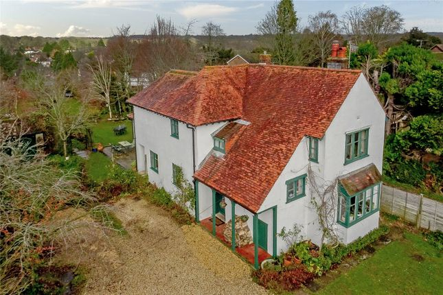 Thumbnail Detached house for sale in Deane Down Drove, Littleton, Winchester, Hampshire