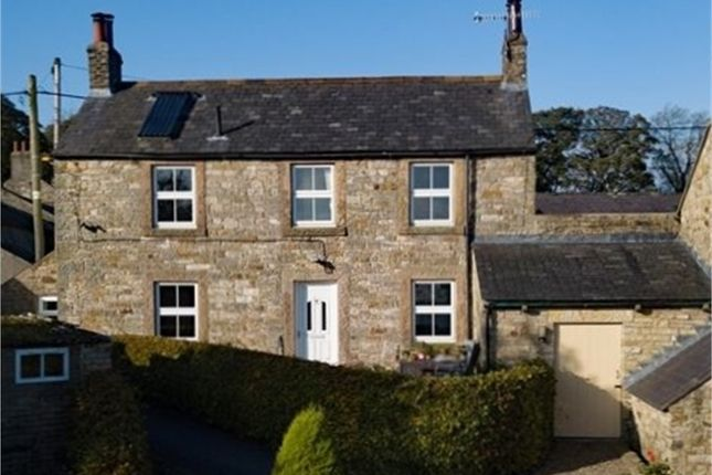 Thumbnail Cottage for sale in Tyne View Cottage, Lambley, Cumbria.