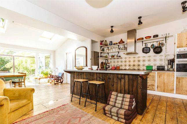 Thumbnail Terraced house to rent in Kingsley Road, Greenbank, Bristol