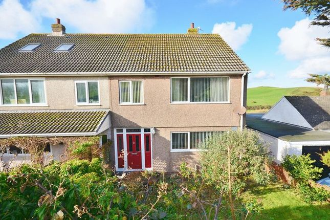 Thumbnail Semi-detached house for sale in Sea Mill Lane, St. Bees