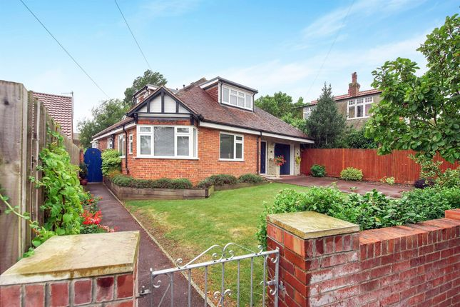 Thumbnail Bungalow for sale in Fernhill Avenue, Weymouth