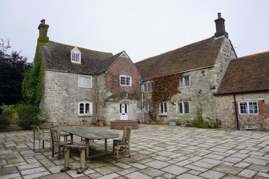 Thumbnail Farmhouse to rent in West Lulworth, Wareham
