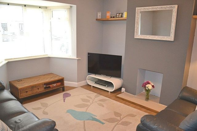 Lounge of Gloucester Crescent, Delapre, Northampton NN4