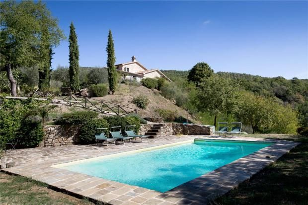 Picture No. 21 of Villa Martinazzi, Preggio, Umbria, Italy