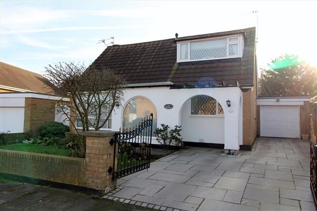Thumbnail Bungalow for sale in Byfield Avenue, Thornton Cleveleys