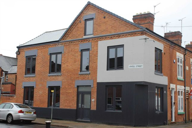 Thumbnail Commercial property for sale in Cross Street, Leicester