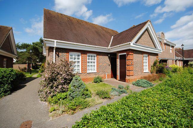 Thumbnail Bungalow for sale in 11 Priestland Gardens, Castle Village, Berkhamsted, Hertfordshire