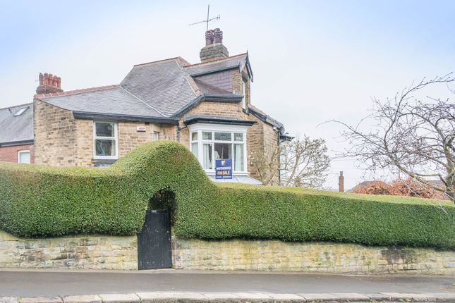 Detached house for sale in Button Hill, Sheffield