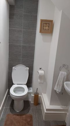 Toilet of Mill Lane, Huthwaite, Sutton-In-Ashfield NG17