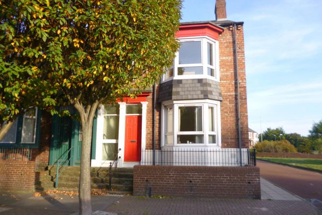 Thumbnail End terrace house to rent in Fredrick Street, South Shields