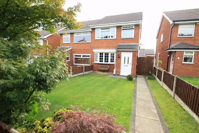 Thumbnail Semi-detached house for sale in Bryn Awelon, Flint, Flintshire