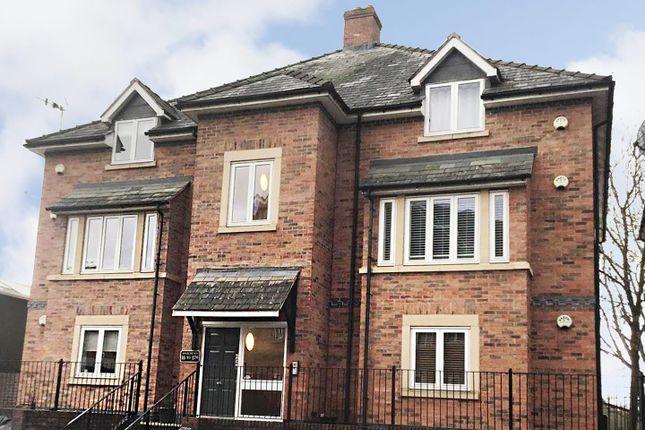Thumbnail Flat for sale in Chester Street, Shrewsbury, Shropshire