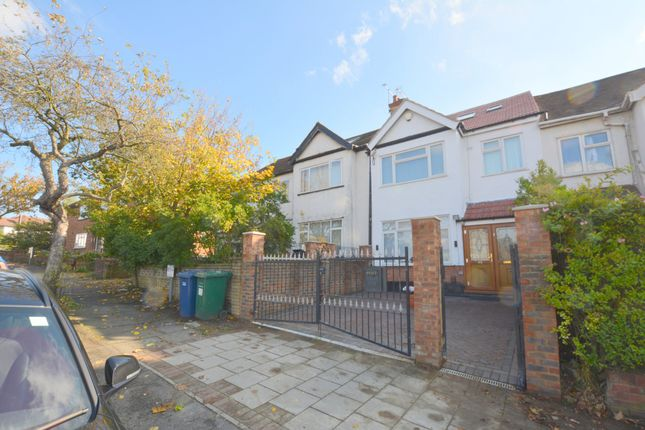 Terraced house to rent in Park Road, Hendon, London