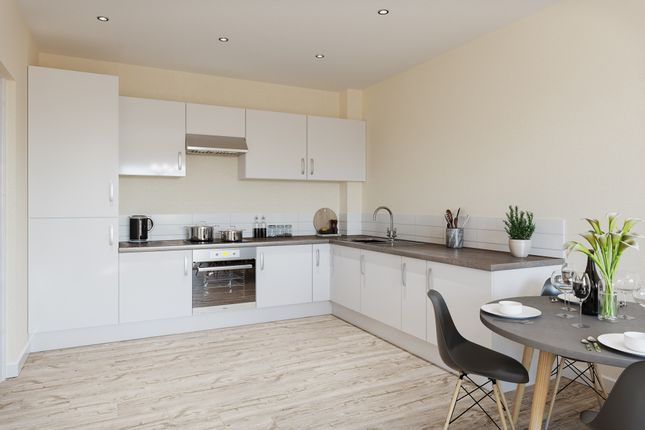 1 bedroom flat for sale in Edrich Grange, Crowthorne