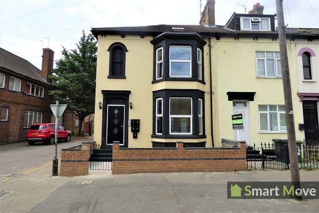 Thumbnail End terrace house to rent in Eastfield Road, Peterborough, Cambridgeshire.