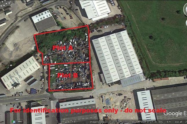 Thumbnail Land for sale in Jacksons Vehicle Dismantlers, Barmston Road, Swinemoor Lane, Beverley, East Yorkshire