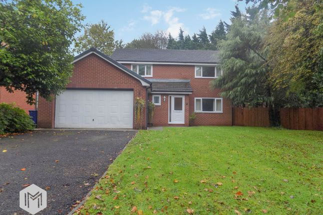 Thumbnail Detached house for sale in Gough Lane, Bamber Bridge, Preston