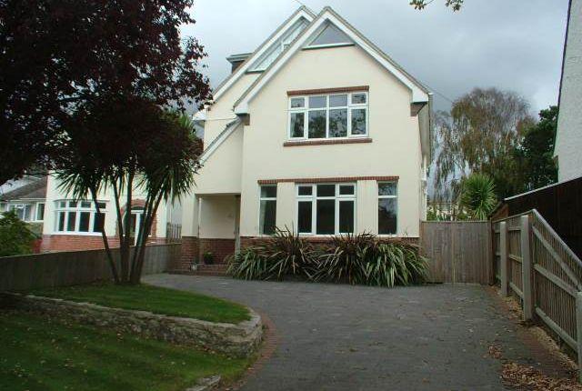 Thumbnail Detached house to rent in Austin Avenue, Lilliput, Poole