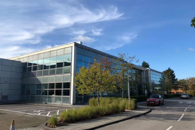 Thumbnail Office to let in 1 Discovery Place, 1 Columbus Drive, Southwood Business Park, Farnborough
