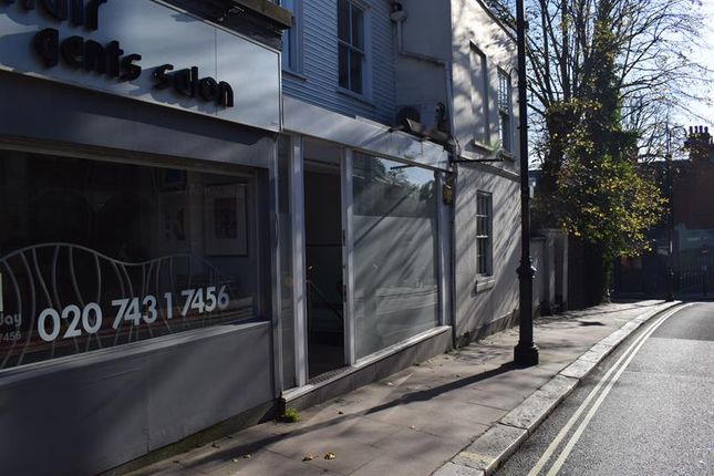 Thumbnail Retail premises for sale in 112 Heath Street, Hampstead, London