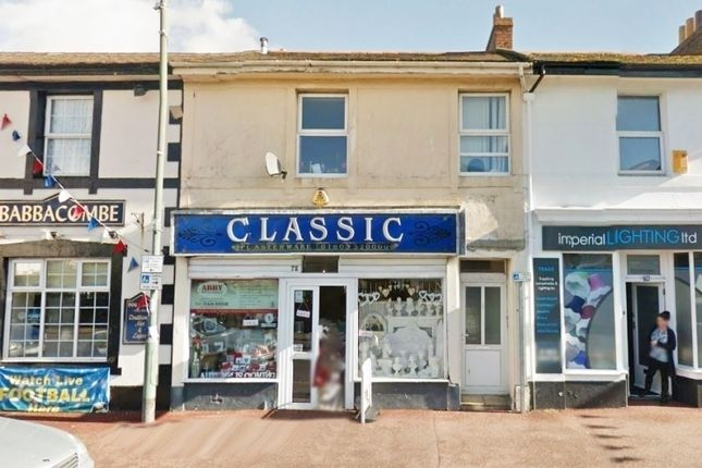 2 bed property to rent in Babbacombe Road, Torquay