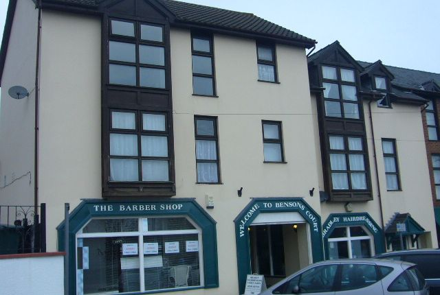 Thumbnail Flat to rent in Benson Court, Chepstow