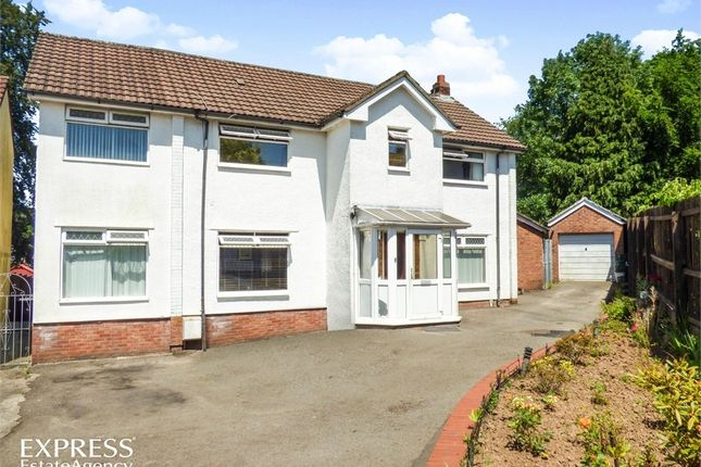 Thumbnail Detached house for sale in Pennant Crescent, Cardiff, South Glamorgan