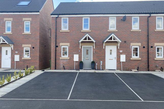 2 bed terraced house for sale in Chalk Hill, Newbottle, Tyne & Wear DH4