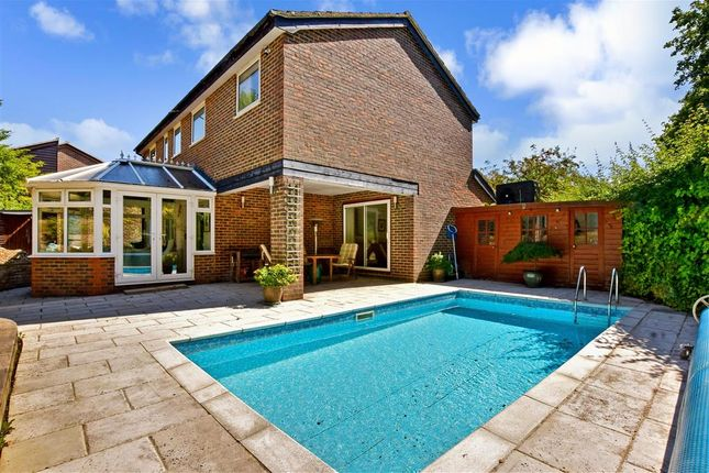 Swimming Pool of Redhill Wood, New Ash Green, Longfield, Kent DA3