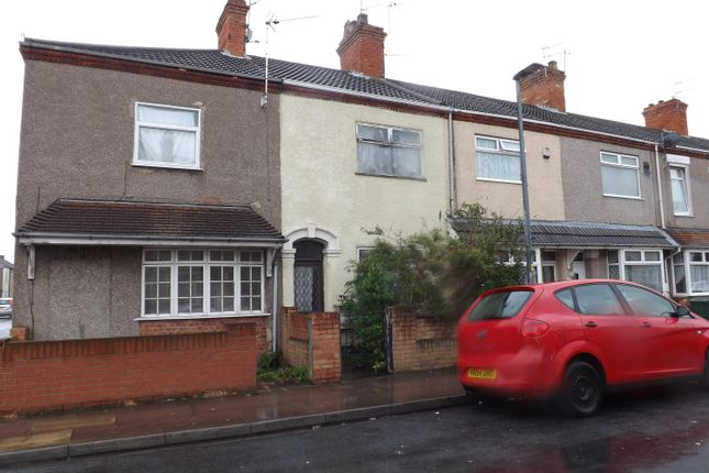 Front of Weelsby Street, Grimsby DN32